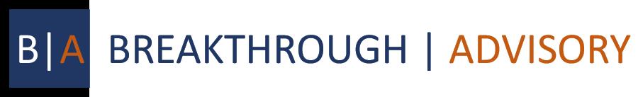 Breakthrough Advisory Logo